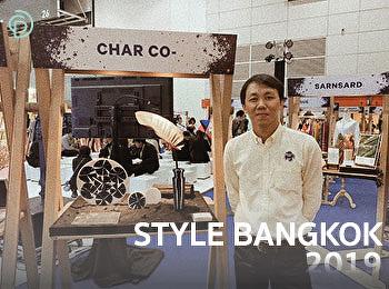ผศ. นภดล สังวาลเพ็ชร STYLE Bangkok April 2019
