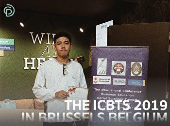 นายวชิราวุธ สว่างราภา The ICBTS 2019