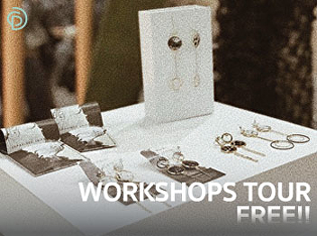 Workshops Tour!! FREE