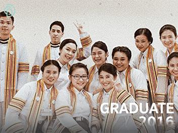 Congratulations to all the graduates 2016