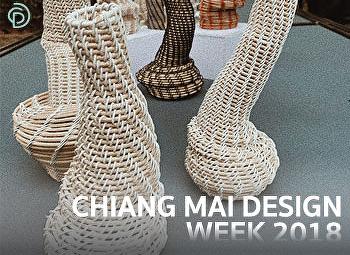 CHIANG MAI DESIGN WEEK 2018
