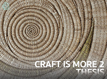 CRAFT IS MORE 2 2015